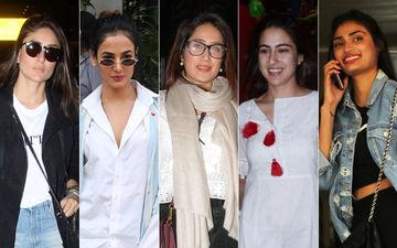 झकास या बकवास: करीना कपूर खान, सोनल चौहान, सागरिका घाटगे, सारा अली खान या आथिया शेट्टी?