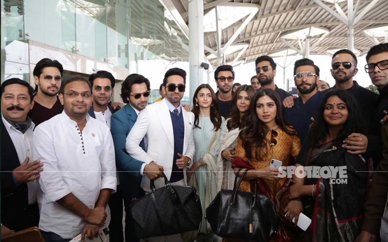 Ranbir Kapoor-Alia Bhatt, Ranveer Singh, Karan Johar, Sidharth Malhotra Are In Delhi To Meet PM Modi