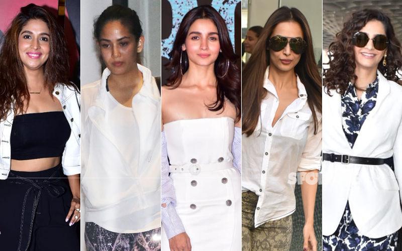 STUNNER OR BUMMER: Harleen Sethi, Mira Rajput, Alia Bhatt, Malaika Arora Or Sonam Kapoor?