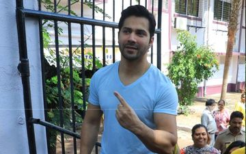 Maharashtra Assembly Elections 2019: Varun Dhawan, Preity Zinta, Kailash Kher, Prem Chopra And Others Celebs Head Out To Cast Their Vote