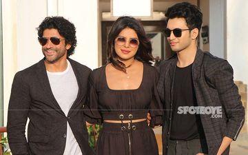 All Black On A Sunny Day Makes Priyanka Chopra Look Like Million Bucks, Pics Here
