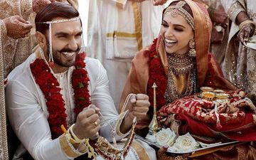Ranveer Singh-Deepika Padukone 1st Wedding Anniversary: Pictures From The Couple's Private Yet Royal Lake Como Wedding