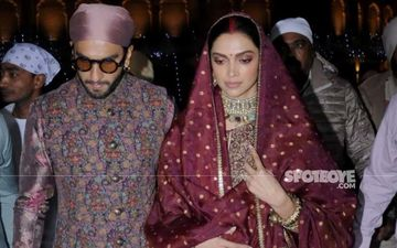 Deepika Padukone Ranveer Singh Amritsar Visit: Couple Gets All Spiritual As They Visit Golden Temple On First Wedding Anniversary