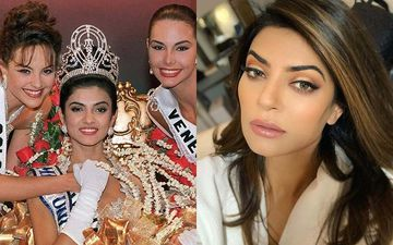 Sushmita Sen Birthday: Unseen Pictures Of Former Miss Universe That Will Make You Pop Hearts From Your Eyes