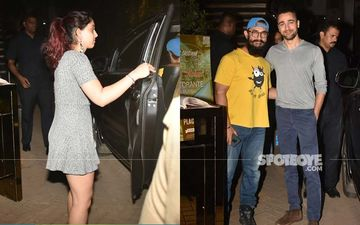 Birthday Night Done Right- Aamir Khan Celebrates Sister's Special Day With Ira Khan And Imran Khan