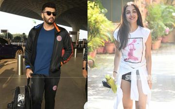 Lovebirds Arjun Kapoor-Malaika Arora Spotted At The Same Time But At Different Places – PICS