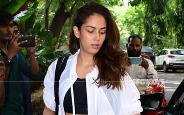 Mira Rajput, Where's The Sass? Star Wife's Gym Look Could Do With A Drastic Revamp