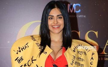 Adah Sharma's 'What The F*ck Is Adah Wearing' Wings Are Self-Explanatory?