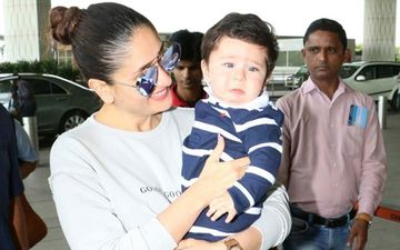 Taimur Ali Khan Birthday: 6 Times Our Heart Shattered Into A Million Pieces When Chote Nawab Shed Tears