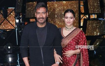 Kajol Revisits Her K3G Days Through Her Ethnic Look, Promotes Tanhaji With Ajay Devgn
