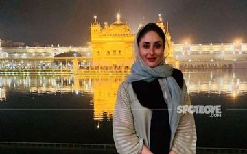 Ahead Of Laal Singh Chaddha Shoot, Kareena Kapoor Khan Seeks Blessings At The Golden Temple