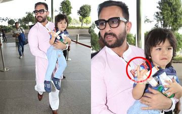 Taimur Ali Khan's Obsession With Mint BUSTED