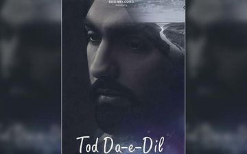 Ammy Virk Releases His Latest Song 'Tod Da E Dil' Amid Quarantine Period