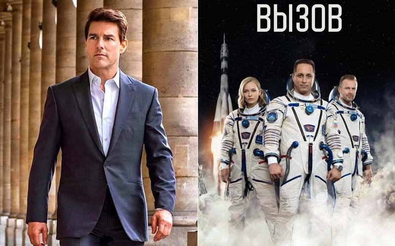 Russian Film Crew Beats Tom Cruise To Shoot The First Movie In Space-Report