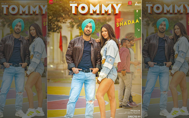 Tommy Song From Diljit Dosanjh, Neeru Bajwa Starrer 'Shadaa' Clocks 5 MN On YouTube