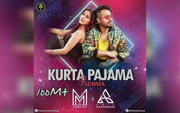 Tony Kakkar's Kurta Pajama Song Crosses 100 Million Views On YouTube