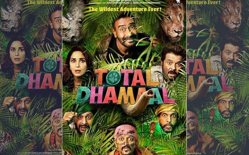 Total Dhamaal, Box-Office Collection, Day 1: Ajay Devgn-Madhuri Dixit-Anil Kapoor's Multi-Starrer Gets A Positive Start But Will It Maintain The Tempo?