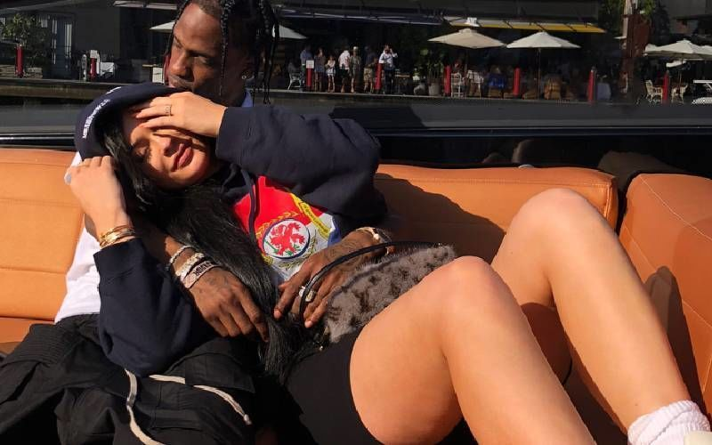 Kylie Jenner And Travis Scott Take A Trip To Aspen With Daughter Stormi But Are They Back Together? Read On
