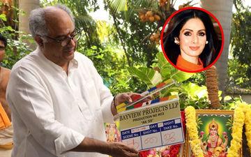 Boney Kapoor Fulfils Sridevi's Wish, Backs Ajith-Starrer Tamil Remake Of Pink