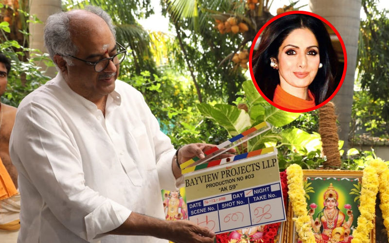 Boney Kapoor Fulfils Sridevi's Wish, Backs Ajith-Starrer Tamil Remake Of Pink