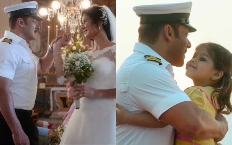 Turpeya Song From Bharat Playing Exclusively On 9XM, 9X Tashan And 9X Jalwa