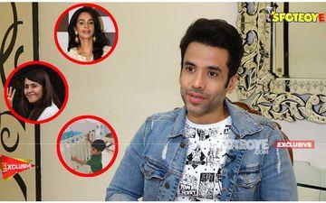 Tusshar Kapoor Gets Candid On Ekta Kapoor's Motherhood,  Mallika Sherawat And Marriage