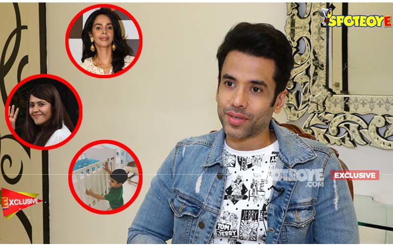 Tusshar Kapoor Gets Candid On Ekta Kapoor's Motherhood,  Mallika Sherawat And Marriage