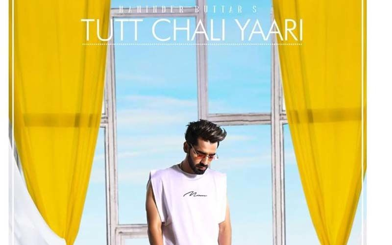 Maninder Buttar's New Song 'Tutt Chali Yaari' Is Playing Exclusively On 9X Tashan