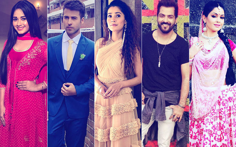 Eid 2018: TV Celebs Wish 'Brotherhood & Happiness' To Fans