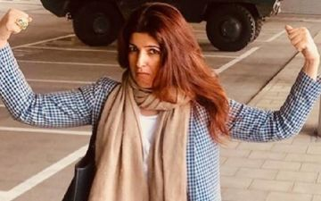 Twinkle Khanna Ponders Over Whether There Should Be Behavioral Trainers To Train Family Just Like Dogs