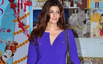 This Is What Twinkle Khanna Has To Say On The Indo-Pak Matter
