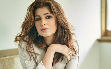 On Karva Chauth, Is Twinkle Khanna Hinting at Second Marriage?