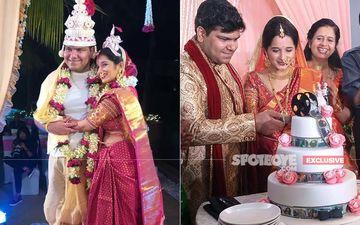 Udaan Actress Sheetal Pandya Weds Abhishek Bhattacharya- EXCLUSIVE PICTURES