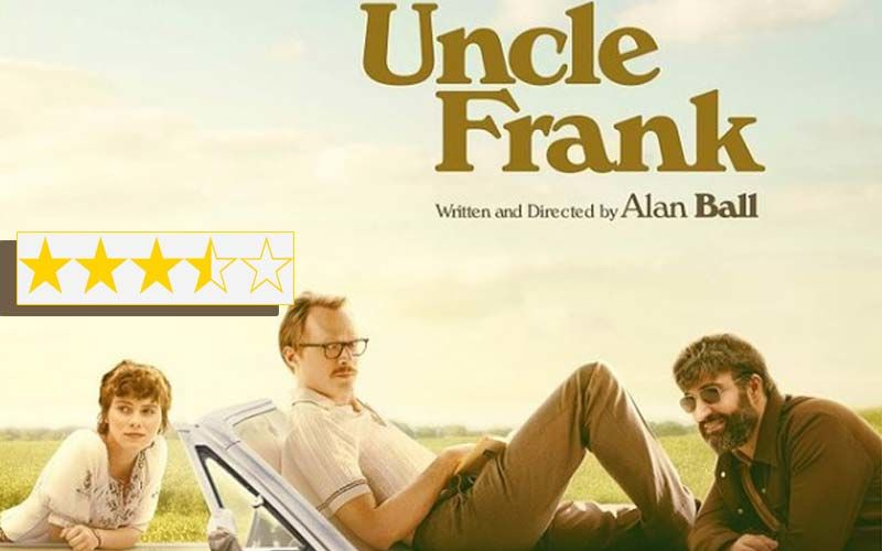 Uncle Frank Movie Review: Starring Paul Bettany, Sophia Lillis, Peter Macdissi The Film Is Frankly Likeable