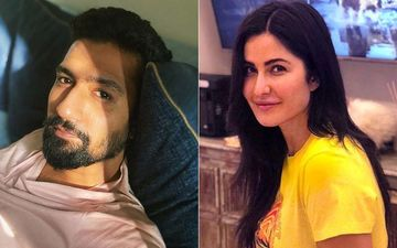 This UNSEEN Picture Of Katrina Kaif With Rumoured Beau Vicky Kaushal Is Going Viral On Internet And You Cannot Miss It– PIC Inside