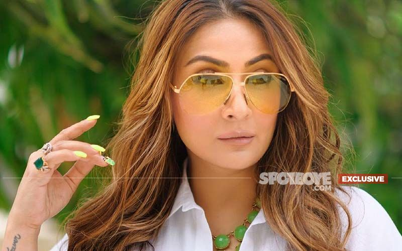 Urvashi Dholakia Gives Khatron Ke Khiladi 11 A Pass; Actress Doesn't Wish To Leave Family Amidst Pandemic- EXCLUSIVE