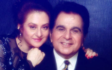 Saira Banu Feels 'Lonely' As She Attends A Wedding Ceremony Without Her 'Kohinoor', Dilip Kumar