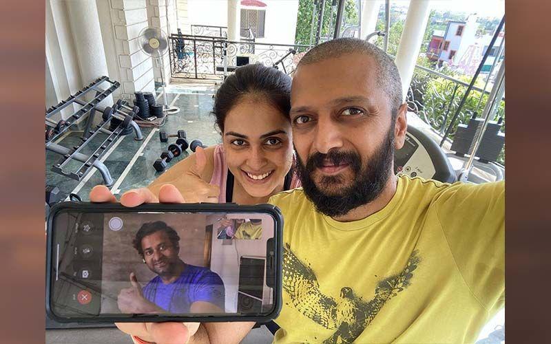 Riteish And Genelia Deshmukh Pay Tribute To Vilasrao Deshmukh On His Birth Anniversary