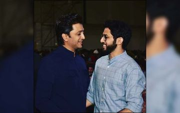 Riteish Deshmukh Writes A Friendly Birthday Wish For Aditya Thackrey On His Birthday