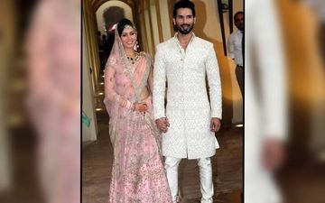 Happy Anniversary Shahid Kapoor and Mira Rajput: Glorious Pictures From The Couple's Wedding That Spell LOVE