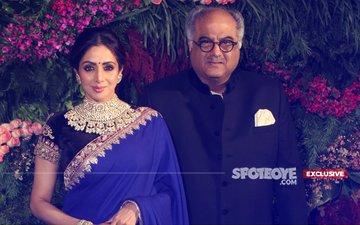 Is Boney Kapoor Making A Film On Sridevi? Here's The Truth