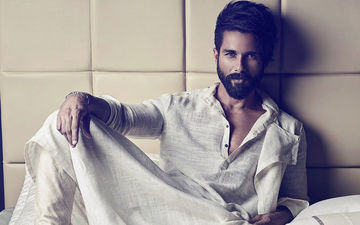 Meet Shahid Kapoor, The Alcoholic Surgeon In Arjun Reddy, On This Date