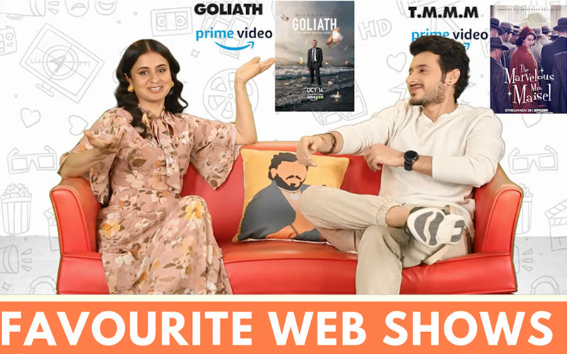 JUST BINGE: Mirzapur Stars Divyendu Sharma And Rasika Dugal Spill The Beans On Their Favourite Web Shows