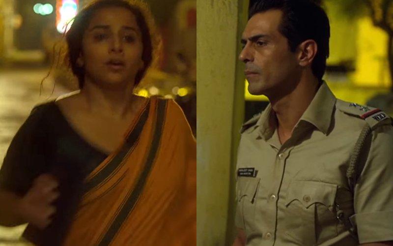 KAHAANI 2 TRAILER:  Vidya Balan And Arjun Rampal Will Keep You On The Edge Throughout