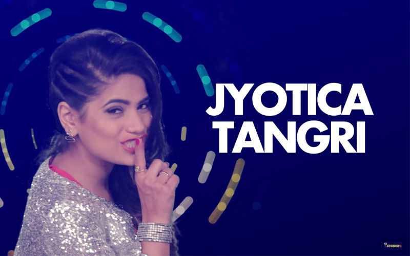 "Bajne Do Night & Day: Jyotica Tangri Says, ""Music Is My Way To Happiness & Ecstasy"""