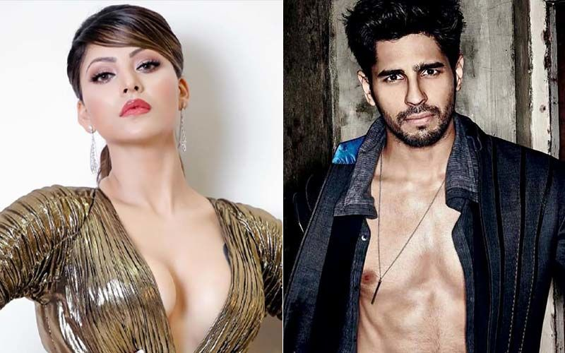 Urvashi Rautela Does It Again! This Time Copy And Pastes Sidharth Malhotra's Message On Twinkle Sharma