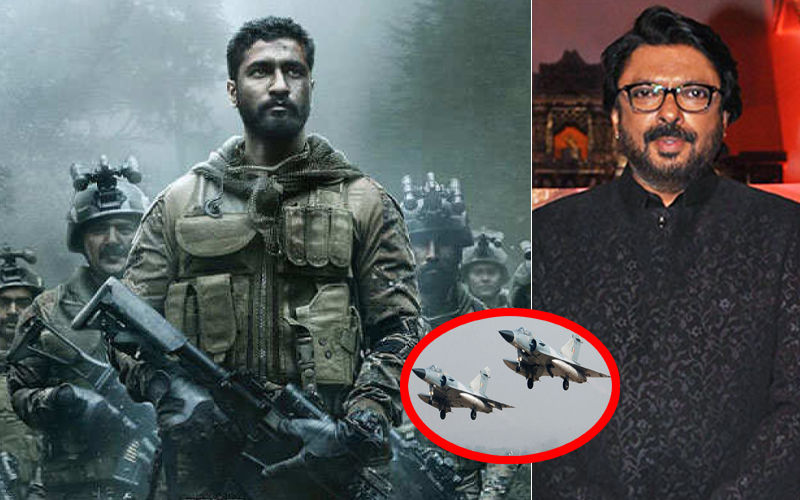 Balakot Surgical Strike: After Uri, Film On The IAF Misson In Pipeline- Sanjay Leela Bhansali To Co-Produce It?