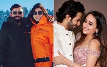 Countdown 2020: DOUBLE DATE For Virat Kohli-Anushka Sharma And Varun Dhawan-Natasha Dalal in The Swiss Alps - PIC