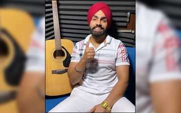 Ammy Virk Shares 'Mirza' Song' Cover | Watch