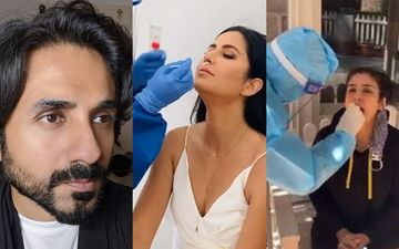 Vir Das Takes A Dig At All The Celebrities Posting Videos Of Their COVID-19 Test; Says, 'Please Stop'